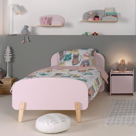 Vipack Kiddy bed roze sfeer