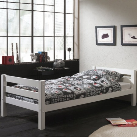 Vipack Pino bed 90 x 200 wit sfeer