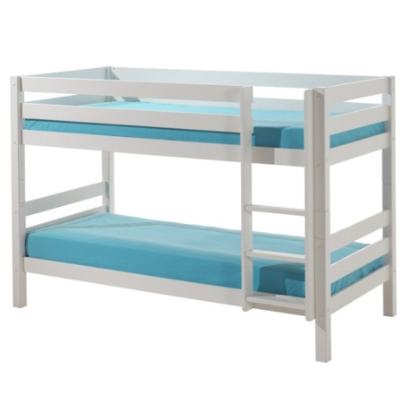 Vipack Pino stapelbed 140 wit