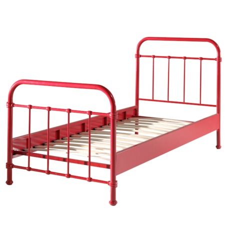 Vipack bed New York rood