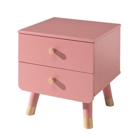 Vipack nachtkastje Billy Terra Pink