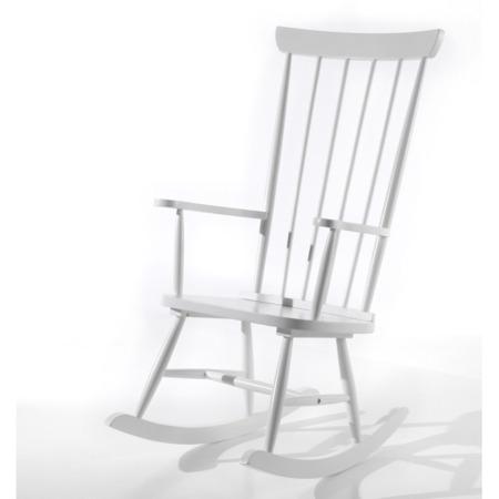 Vipack schommelstoel Rocky wit1