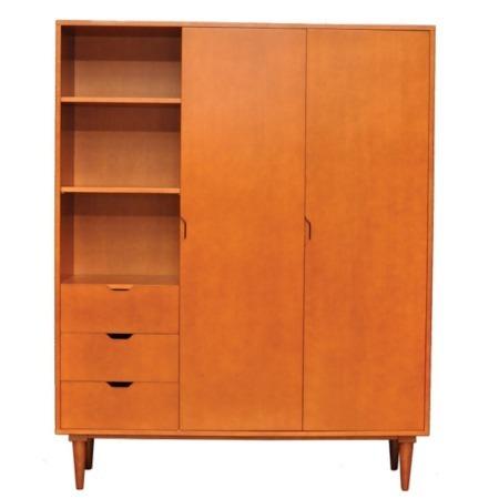 Woodwork 3-deurskast Original