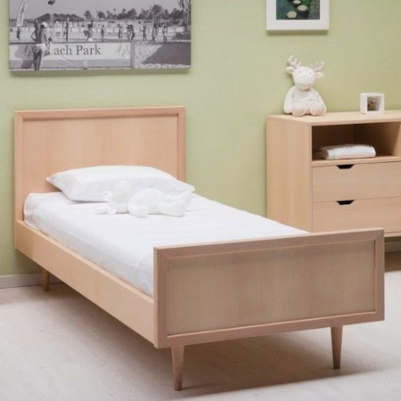 Woodwork bed Kennedy naturel