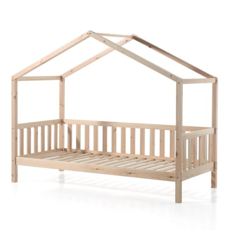Vipack Dallas bed MH naturel