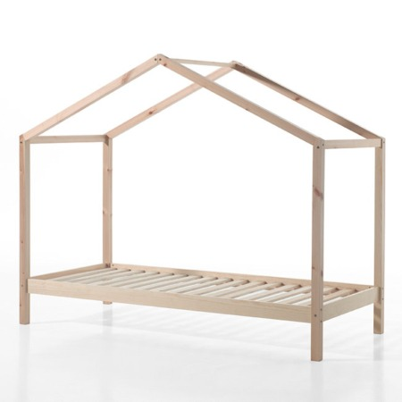 Vipack Dallas bed ZH naturel
