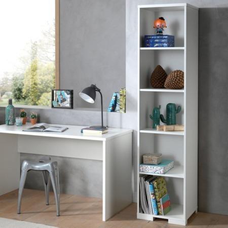 Vipack London boekenkast wit sfeer