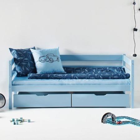 Hoppekids Ida Marie juniorbed dream blue sfeer