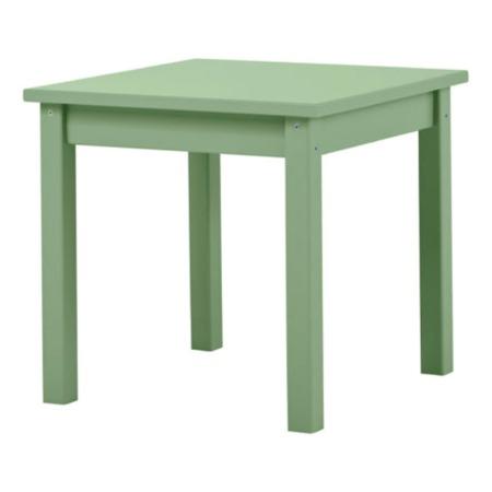Hoppekids Mads tafel Pale green