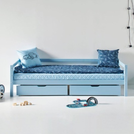 Hoppekids bed met laden Dream Blue