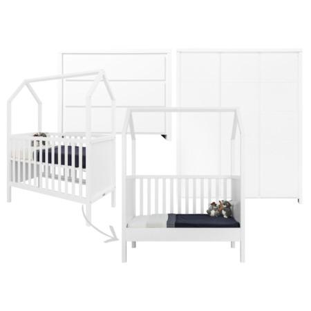 Bopita Camille My First House 3-delige babykamer