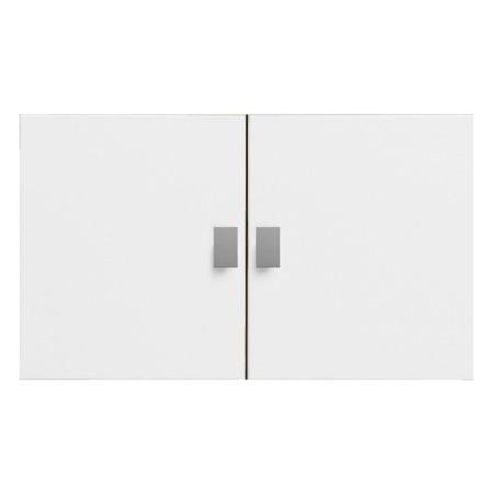 Lifetime set deurtjes boekenkast white
