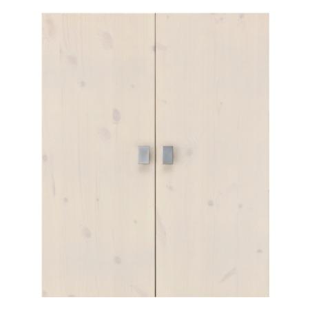 Lifetime hoge deurtjes whitewash