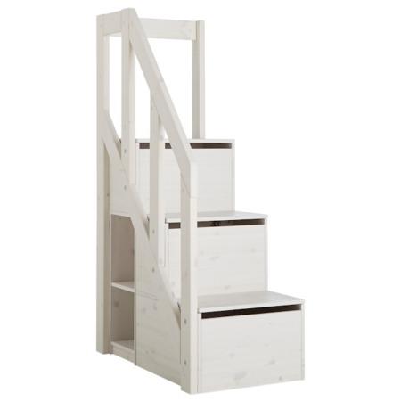 Lifetime trapkast voor hoogslaper 152 whitewash