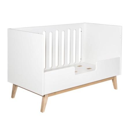 Quax bedrail Trendy 70x140 White1