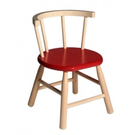 Van Dijk Toys stoeltje rood 1490
