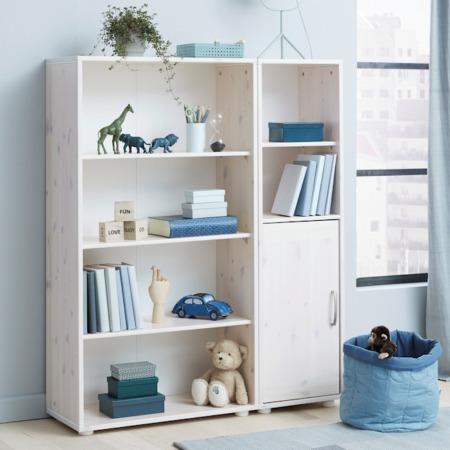 Flexa boekenkasten sfeer