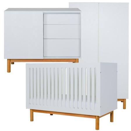 Quax 3-delige babykamer Mood White