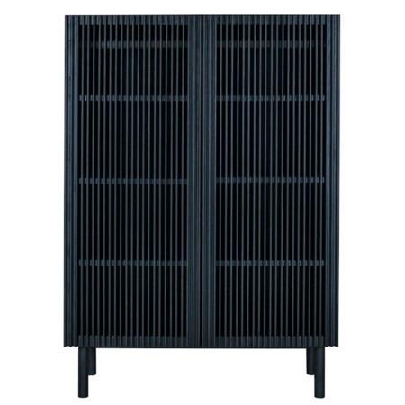 Quax Hai No Ki 2-deurskast Black