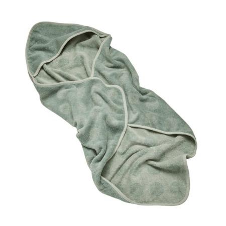 Leander hoodie sage green